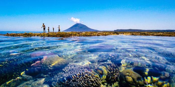 Taman Laut Bunaken Popular Destination Manado Magic Kota