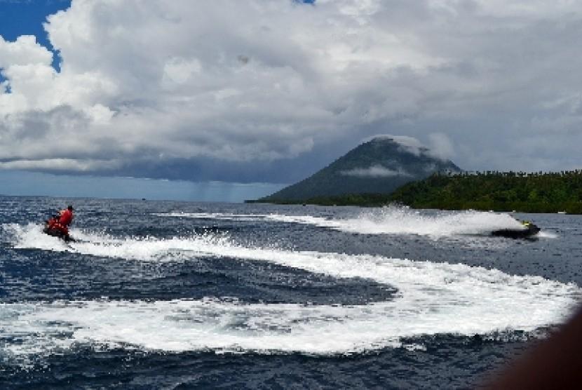 Taman Nasional Bunaken Jadi Ikon Wisata Manado Republika Online Dua
