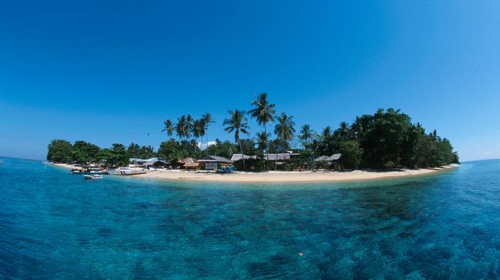 Taman Nasional Bunaken Laut Pertama Indonesia Pemerintah Kota Manado