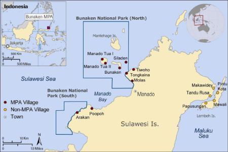 Taman Nasional Bunaken Program Pendidikan Kelautan Bersama Anak Laut Kota