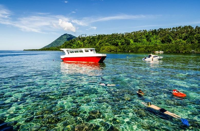 Tempat Wisata Taman Nasional Bunaken Laut Indah Kaskus Kota Manado