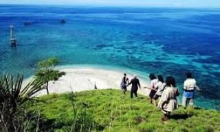 Wisata Keindahan Laut Taman Tumbak Manado Sulawesi Utara Bunaken Kota