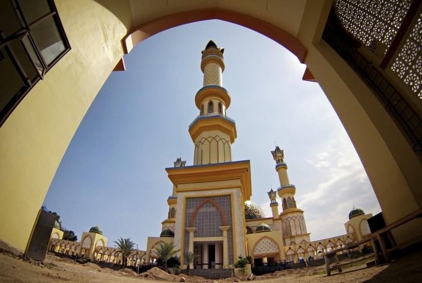 Gubernur Ntb Resmikan Mesjid Islamic Centre Hubbul Wathan Masjid Center