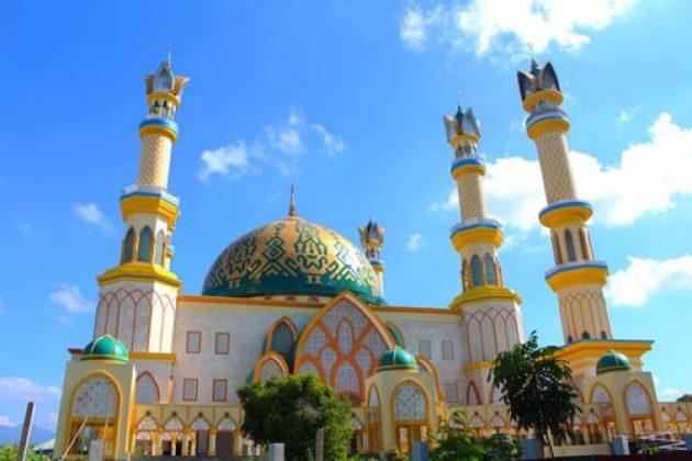 Gubernur Zainul Majdi Resmikan Mesjid Terbesar Ntb Hidayatullah Islamic Centre