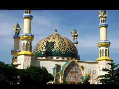 Islamic Center Lombok Ntb Youtube Masjid Raya Hubbul Wathan Centre