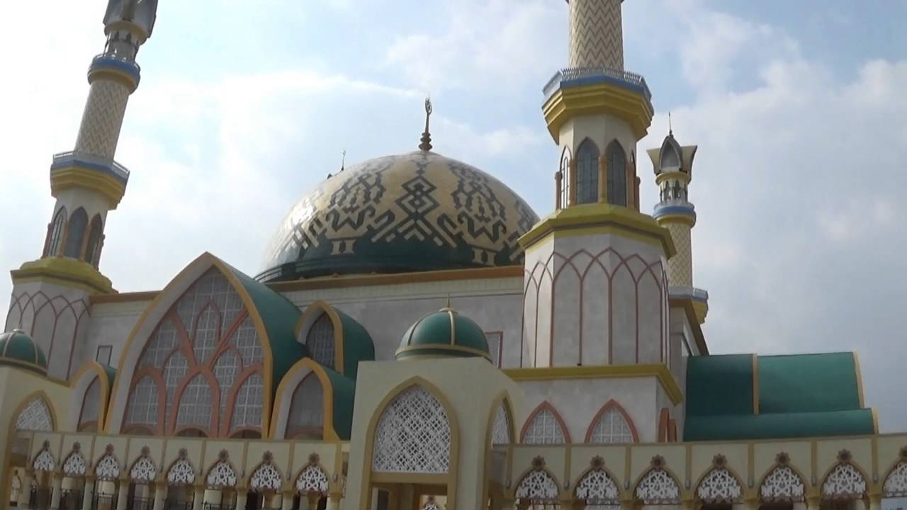 Islamic Center Mataram Venue 2016 National Qur Reading Competetion Masjid