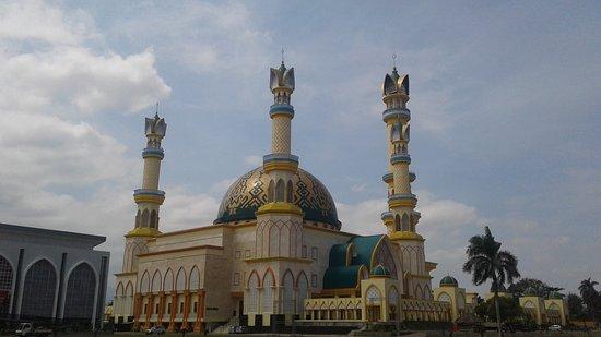 Islamic Center Mosque Mataram 2018 Photos Tripadvisor Masjid Raya Hubbul