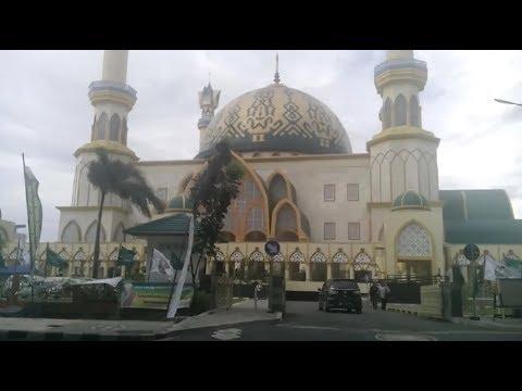 Masjid Hubbul Wathan Islamic Center Mataram Kabupaten Lombok Barat Mosque