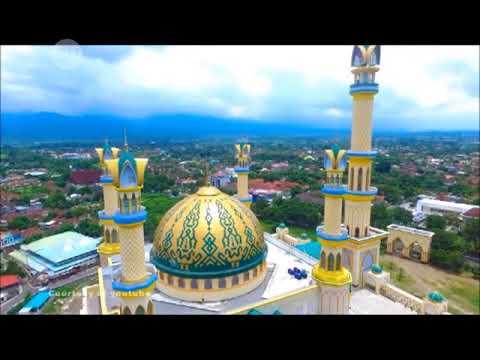 Masjid Raya Hubbul Wathan Islamic Centre Lombok Ntb Youtube Kota