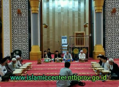 Mataram Kita Tadarus Al Qur Ramadhan 1439 Masjid Raya Hubbul