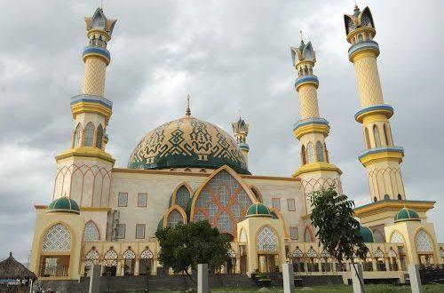 Ntb Gelar Ramadhan Berzikir Masjid Hubbul Wathan Islamic Center Mataram