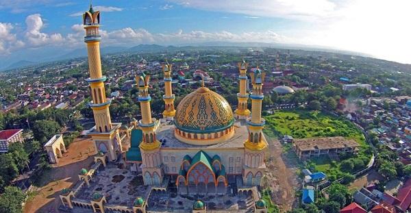 Pengunjung Islamic Center Ntb Capai 5 000 Bulan Mobile Harian88