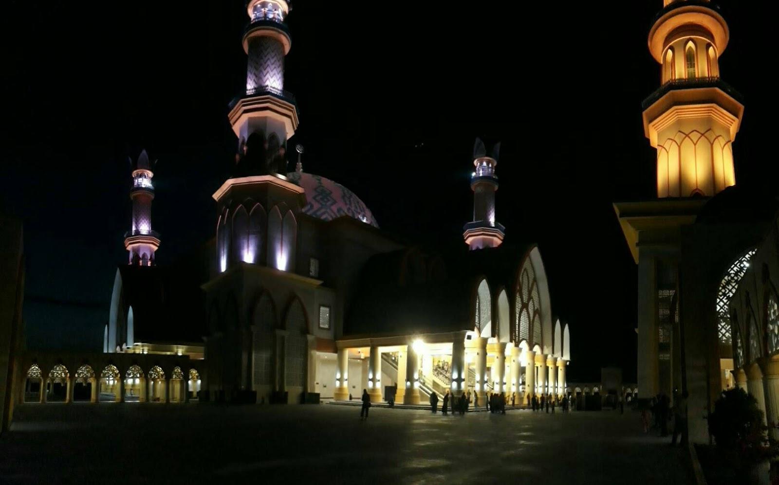 Shalat Idul Fitri Ntb Dipusatkan Islamic Center Adicamala Tenggara Barat