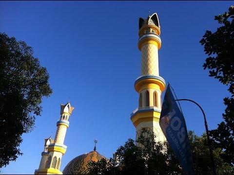 Siarang Langsung Sholat Jum Masjid Raya Hubbul Wathan Islamic Center