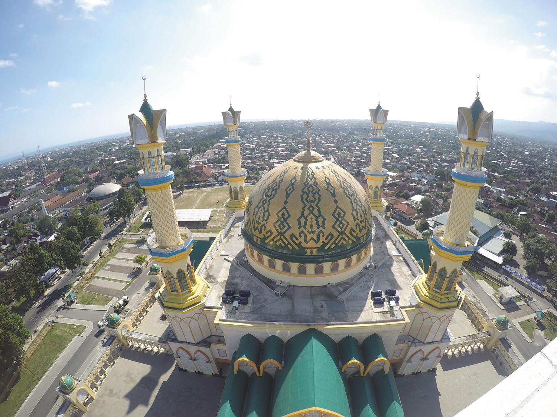 Stidki Ar Rahmah Masjid Islamic Centre Mataram Sebagai Wisata Religi