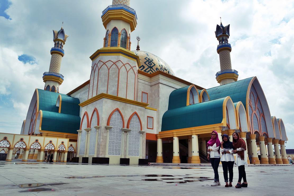 Wisata Religi Masjid Islamic Center Lombok Blog Jadipergi Pesona Ramadhan