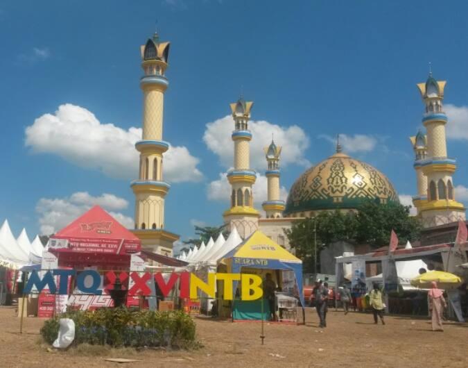 Www Serpihansurgaku Ikon Kebanggaan Bernama Hubbul Wathan Mtq Islamic Center
