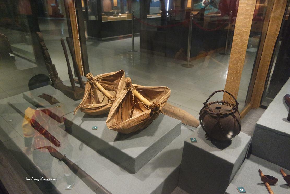 Aja Sih Museum Negeri Ntb Jalan Makan Alat Pertanian Nusa