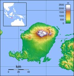 Mataram City Wikipedia Location West Nusa Tenggara Located Lombok Museum
