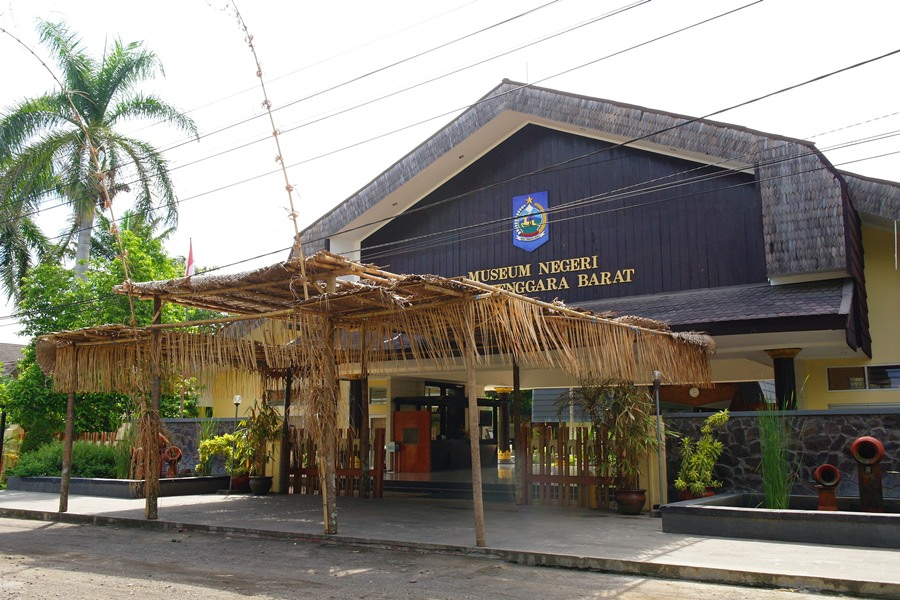 Mataram Epicentrum Udayana Taman Sangkareang Apw Tour Travel Museum Nusa