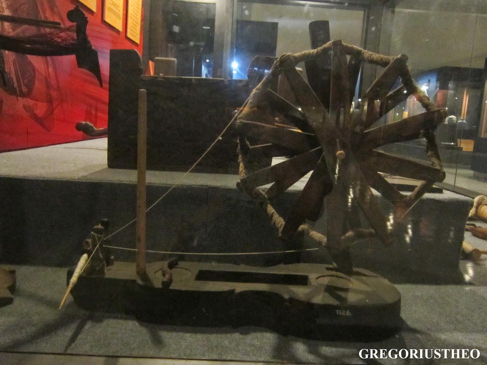 Museum Negeri Nusa Tenggara Barat Mataram Pulau Lombok Indonesia Lakolakokhatulistiwa