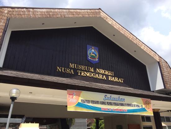 Museum Negeri Nusa Tenggara Barat Picture West State Photo6 Jpg
