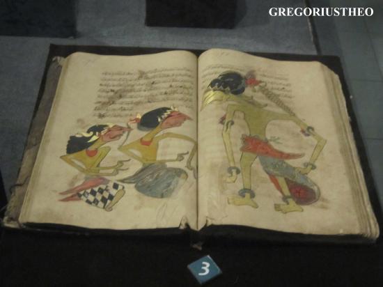 Museum Negeri Nusa Tenggara Barat Picture West State Salah Satu