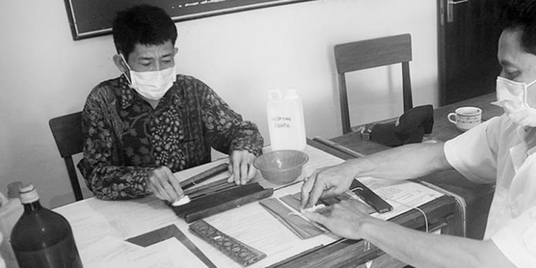Naskah Lontar Daya Tarik Museum Negeri Ntb Kompas Nusa Tenggara