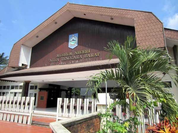 Ntb Museum Historical Cultural Lombok Nusa Tenggara Barat Kota Mataram
