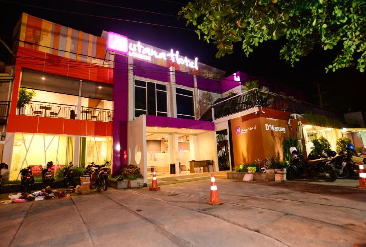 Nutana Hotel Lombok Mataram Rates Traveloka Nusa Tenggara Barat Indonesia