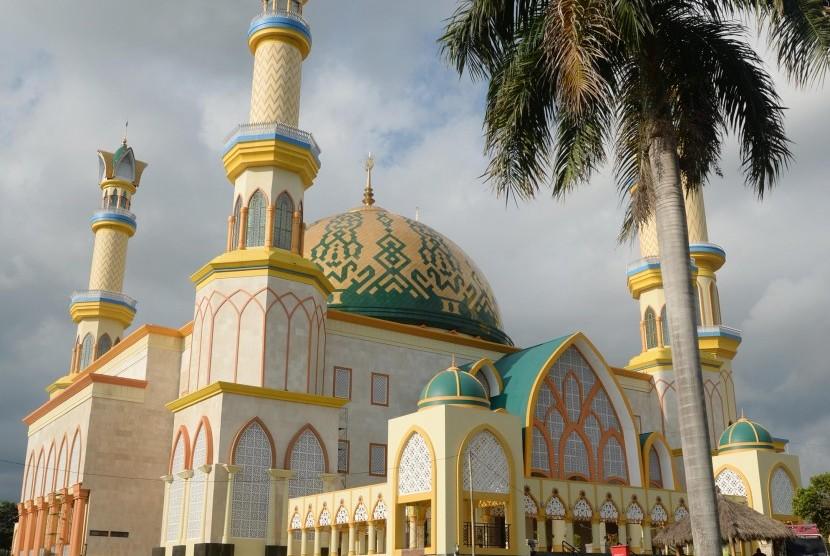 Tujuh Museum Pamerkan Koleksi Mtq Nasional Republika Online Islamic Center