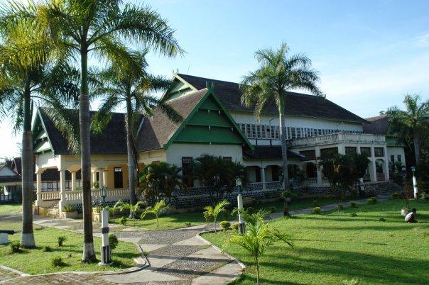 Wisata Lombok Sumbawa Kebesaran Kerajaan Bima Museum Asi Mbojo Secara