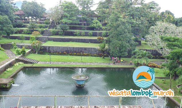 Sejarah Taman Narmada Lombok Ketahui Pura Agung Kota Mataram
