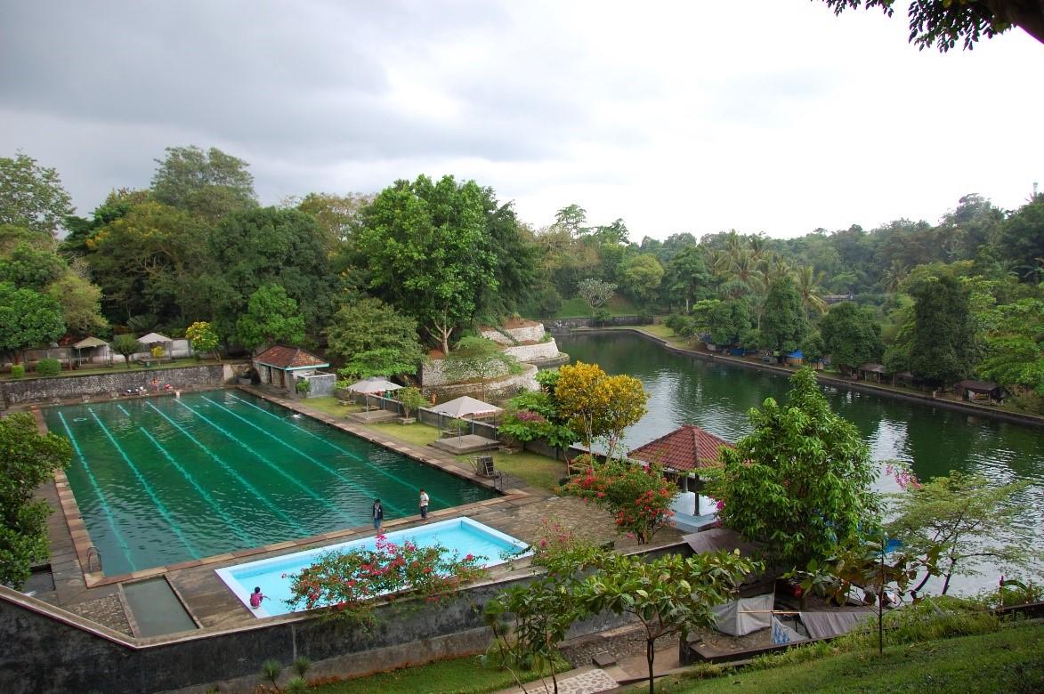 Sistem Registrasi Nasional Cagar Budaya Situs Taman Narmada Pura Kelasa