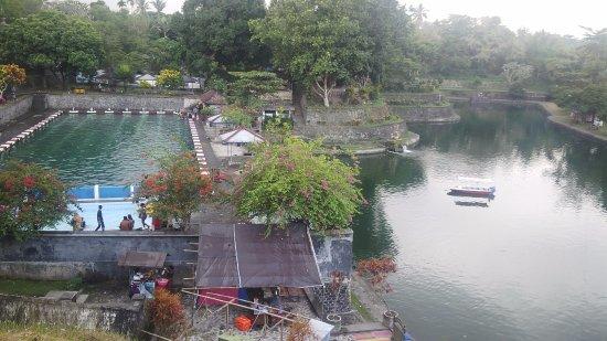 Taman Narmada Bild Von Pura Agung Mataram Tripadvisor Kota