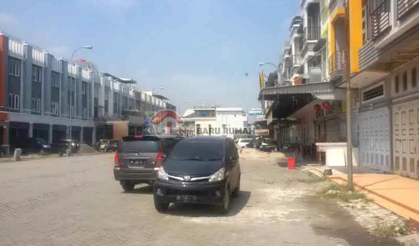 Dijual Ruko Kompleks Cemara Asri Boulevard Raya Medan Bougenville 88