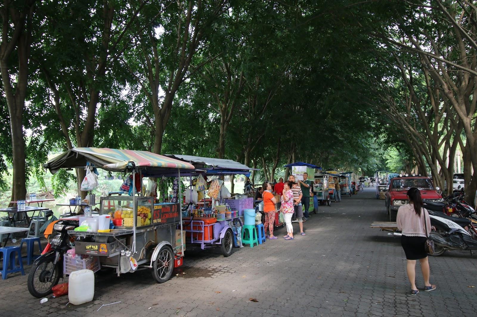 Eat Travels Medan Culinary Food Stalls Komplek Cemara Asri Catch