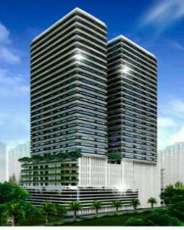 Medan Cemara Asri Mixed Shopping Mall Condominium Int Rendering Kota