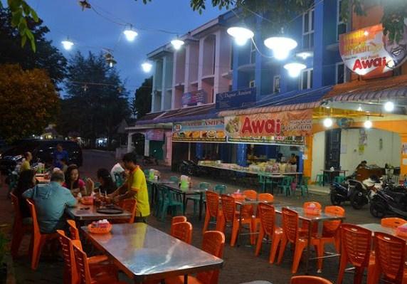 Menikmati Wisata Kuliner Kawasan Cemara Asri Medan Kota