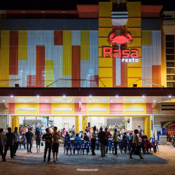 Rasa Resto Cemara Asri Makanmana Kota Medan
