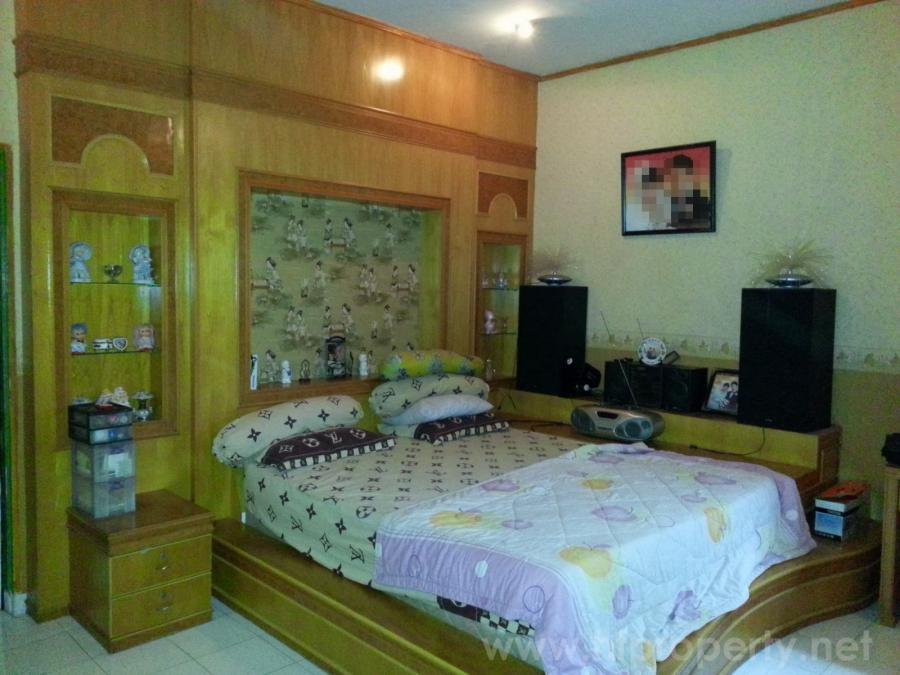 Rumah Dijual Cemara Asri 2kt 1km 1 2 Tingkat Timur