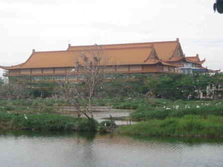 Taman Burung Cemara Asri Jejaki Medan Kota