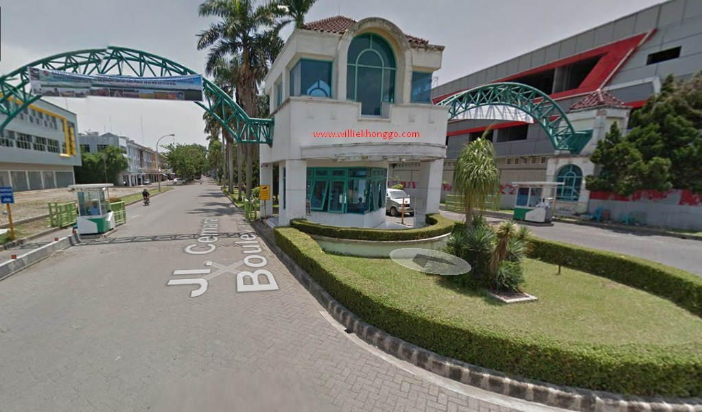 Tempat Wisata Cemara Medan Kawasan Rekreasi Gratis Menarik Security Pos