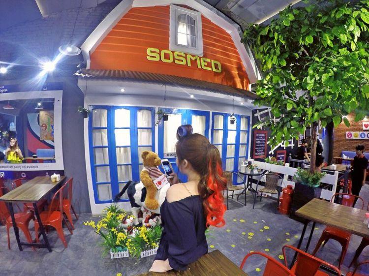 7 Kafe Resto Hits Medan Instagrammable Banget Dunia Terbalik Kota