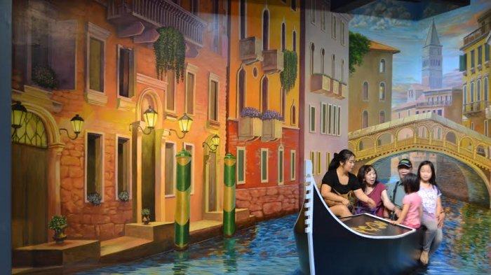 Magic Eye 3d Museum Tawarkan Rp 50 Ribu Hingga Akhir