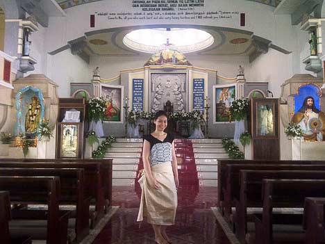 Graha Maria Annai Velangkanni Lantai Satu Kota Medan
