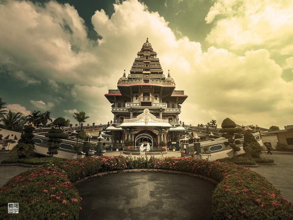 Graha Maria Annai Velangkanni Medan North Sumatra Flickr Bluemoutainsage Kota