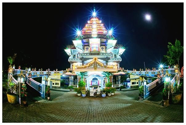 Graha Maria Annai Velangkanni Wisata Religi Medan Lihat Id 2