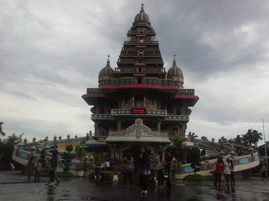 Marian Shrine Annai Velangkanni Medan Tripadvisor Graha Maria Kota