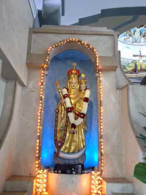 Rindu Tuhan Graha Maria Annai Velangkanni Medan Memang Dikenal Sebagai